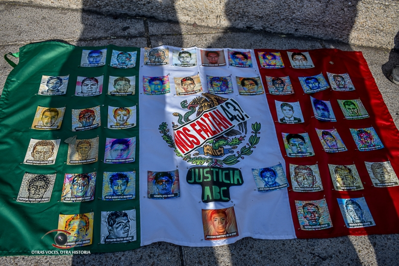 XXIX Acción Global por Ayotzinapa