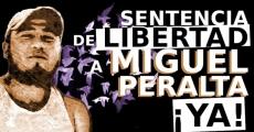 Elisa Zepeda miente. Libertad para Miguel Peralta