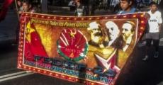 Movilización por la libertad de los presos políticos del 1ro de diciembre 2012
