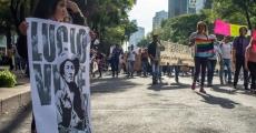 ¡Vivos los queremos! #JusticiaAyotzinapa