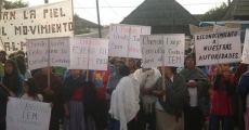 Adiós a los Partido Políticos en Cherán Michoacán.