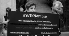 Memorial para lxs asesinadxs en la Narvarte #JusticiaParaLxs5