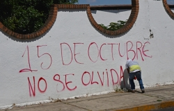 """Nos golpearon, pero no  nos derrotaron"" 3 años del desalojo en Tiripetío, Michoacan"