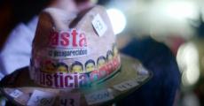 ¡Fue el Estado! 3er acción global por Ayotzinapa