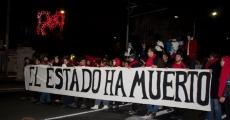 El Estado ha muerto. Artistas por Ayotzinapa