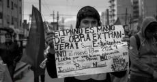 Estudiantes politécnicos rechazan la propuesta de SEGOB