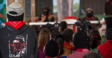 Transcripción de la Conferencia de prensa del EZLN con Medios Libres