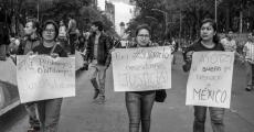 6DMx: Toma simbólica de la ciudad de México