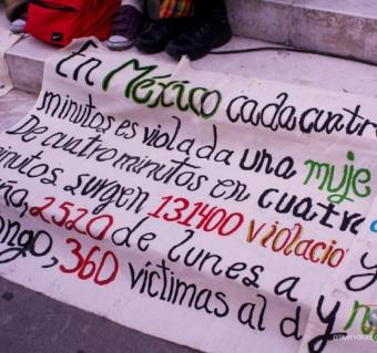"""La violencia de género: acoso y hostigamiento sexual, como """"otro"""" de los muchos problemas de la comunidad ENAH."""