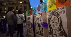 Arte: resistencia, memoria; acción política. En Mictlán Rebelde, no morirá la flor de la rebeldía