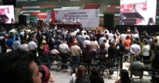 4° Congreso Estatal Popular de  Educación y Cultura (CEPEC) en Morelia Michoacán.