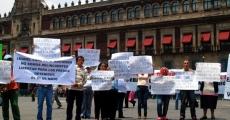 El agua de San Bartolo Ameyalco está en riesgo; habitantes de la  comunidad exigen liberación de presos inocentes.