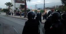 Conferencia de prensa por la agresion dela Policia Federal a normalistas en Chilpancingo