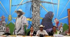 5to Aniversario de la resistencia del Pueblo de Cherán K'eri por la defensa de sus bosques.