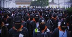 ¿NO LOS CONOCEMOS? EZLN 29 de Diciembre del 2012.