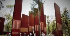 Memorial a las víctimas de la violencia del Estado