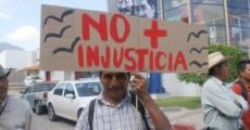 Marcha en Tuxtla Gutiérrez por Patishtan