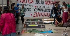 ¡Los zapatistas no están solos! El Dolor y la Rabia