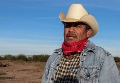 Detienen a Fernando Jiménez, integrante de la Nación Yaqui.