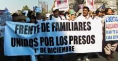 Marcha por la liberacion de los 13 presos por el #1DMx