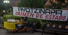 #Ayotzinapa 8 meses SLP