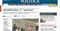 Estudiantes y profesores de la ENAH denuncian campaña de difamación del periódico Milenio